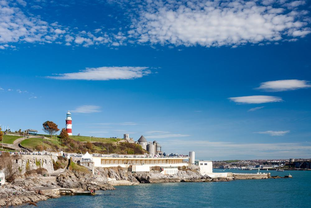 Fantastic that Plymouth is leading the way. The water is looking good Lewis! Let's hope our National Marine Park can help ensure the benefits of the marine environment are safeguarded for future generations ! https://t.co/AJt6gX1qa4