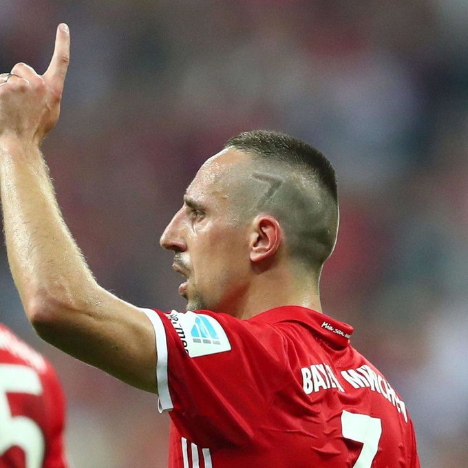 Happy birthday Franck Ribéry