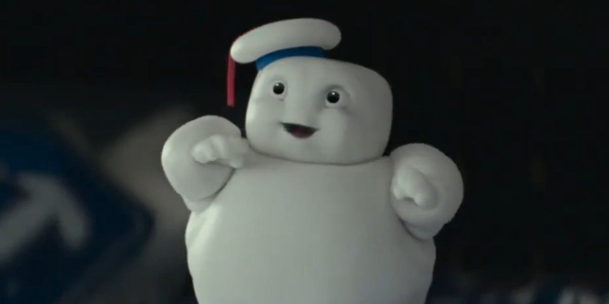 @screenrant's photo on Stay Puft