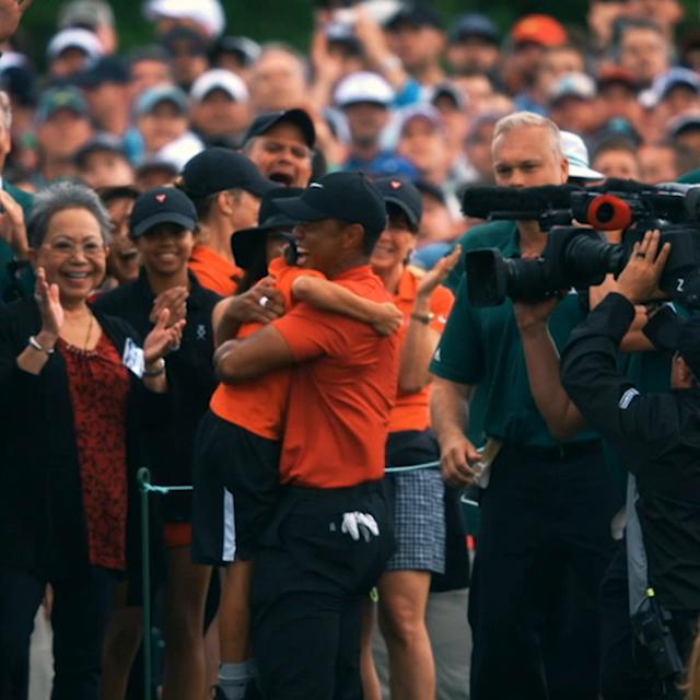 @espn's photo on Tiger Woods