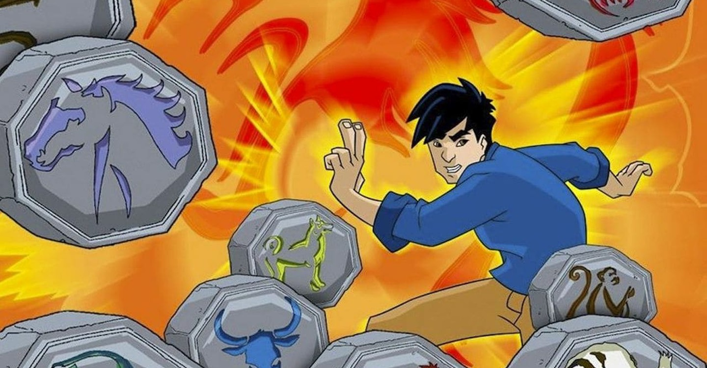 Rewatching some episodes of one of my favorite cartoons ever Jackie Chan Adventures! Happy Birthday