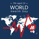 Image for the Tweet beginning: On the occasion of #WorldHealthDay,
