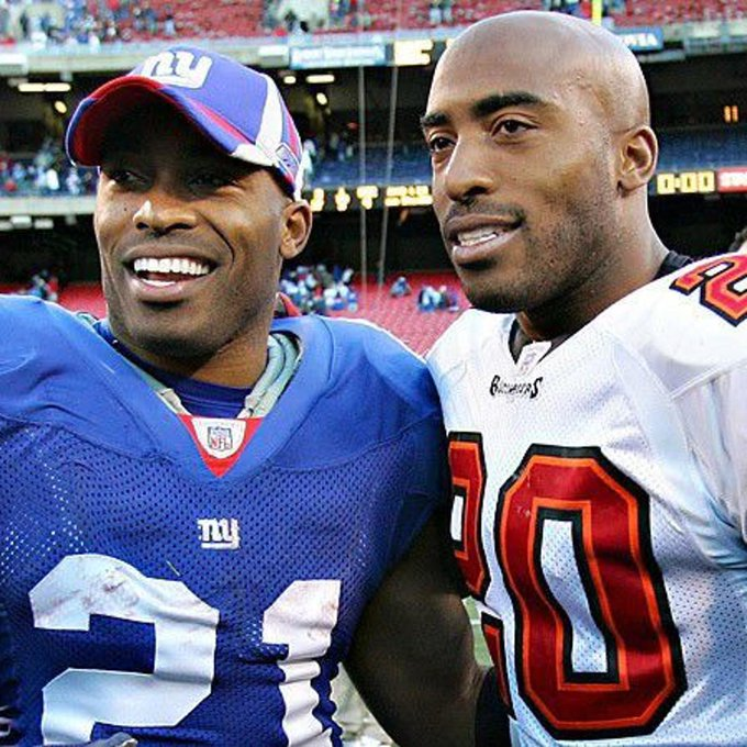 Happy birthday Ronde and Tiki Barber!