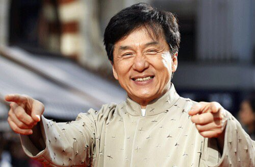 Happy 67th birthday, Jackie Chan!