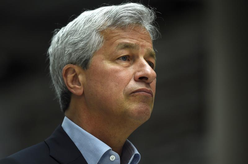 @Reuters's photo on JPMorgan