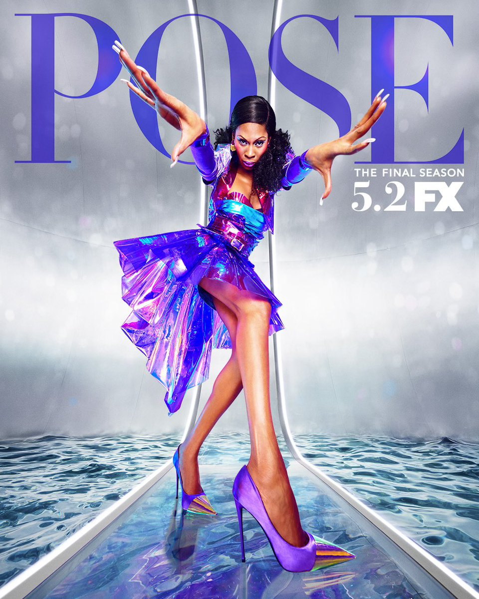 Promotional poster for POSE season 3