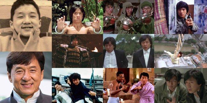 Happy birthday, Jackie Chan