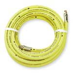 """Image for the Tweet beginning: 3/8""""x25' Professional Air Compressor Hose"""