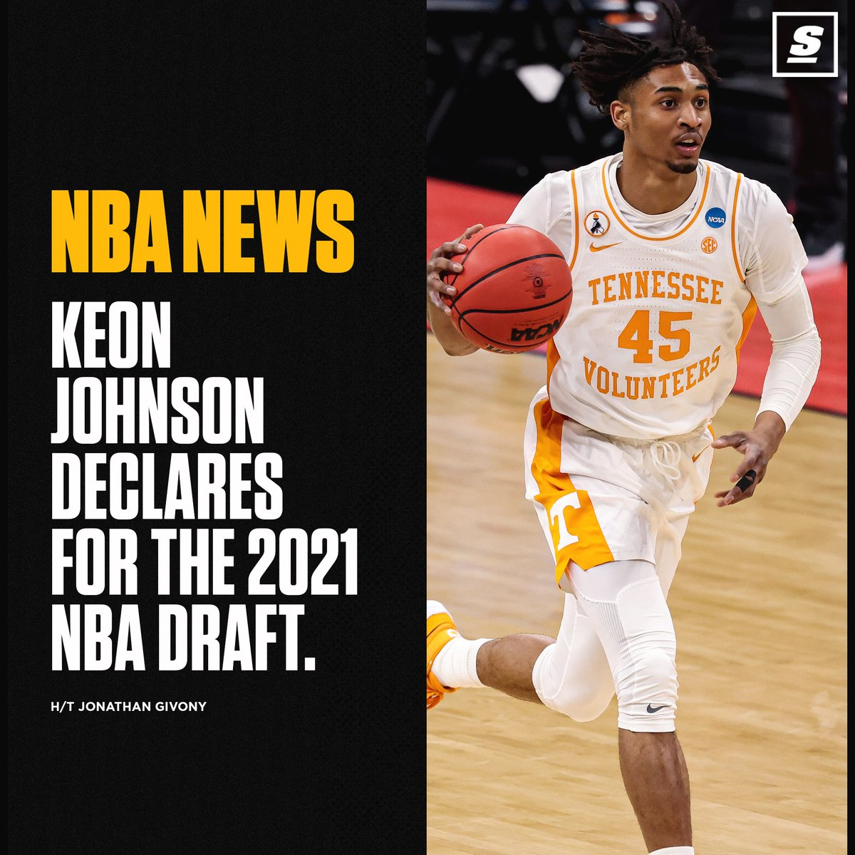 @theScore's photo on Keon Johnson