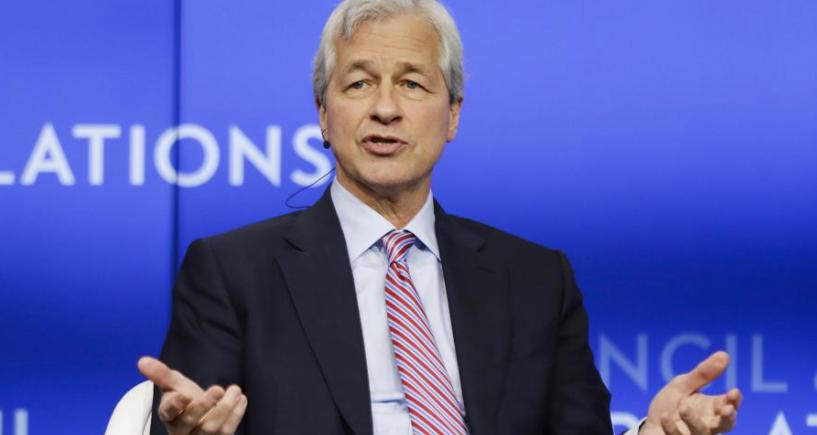 @Forbes's photo on JPMorgan