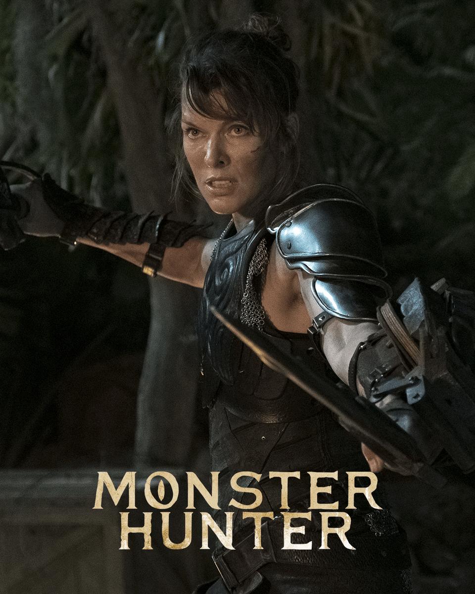 Algo grande está llegando. #MonsterHunte