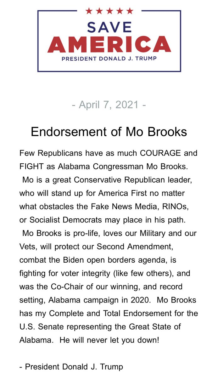 @RSBNetwork's photo on Mo Brooks