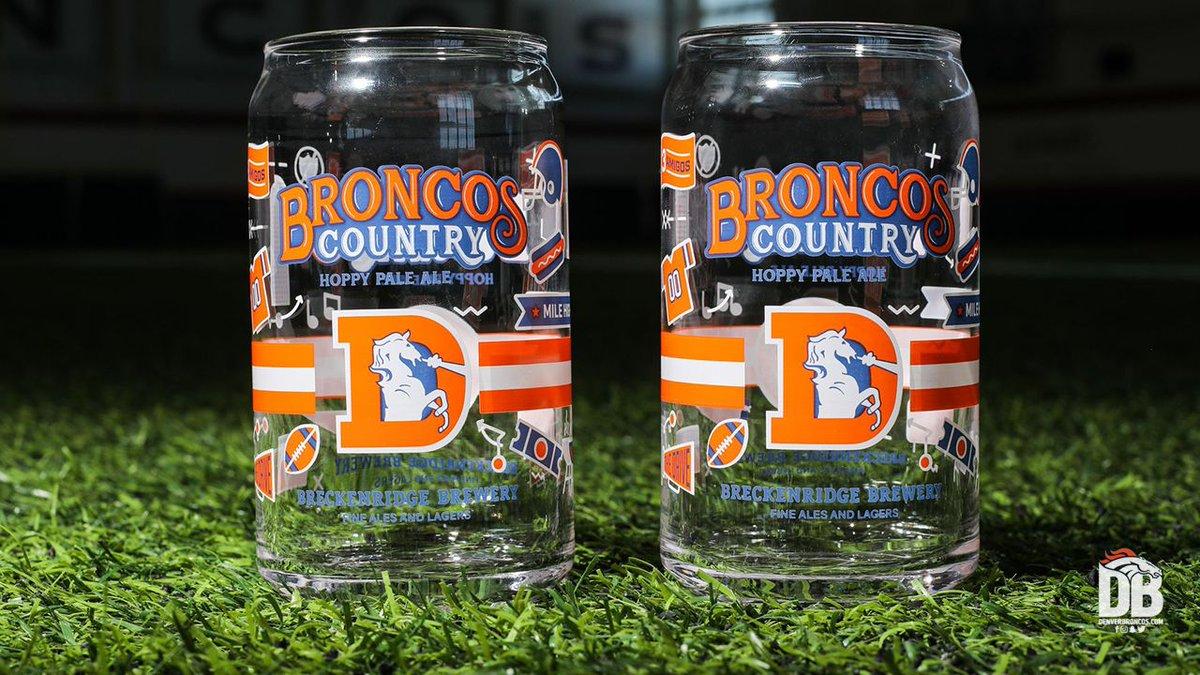 @Broncos's photo on #NationalBeerDay