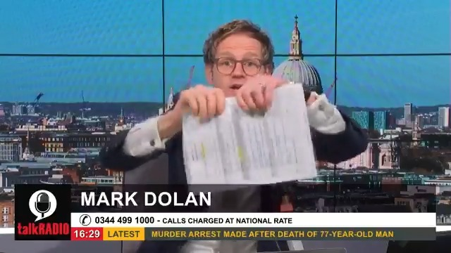 Mark Dolan clashes with Gavin in Essex during a heated debate about the BBCs licence fee. We dont have to take money out of the purses of grannies who have just been through a pandemic... the BBC wants to put them in jail for not paying £160. @mrmarkdolan