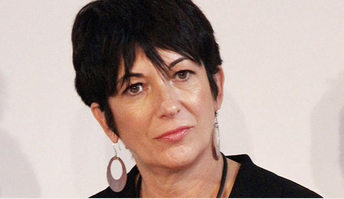 Ghislaine Maxwell leaves prison cell filthy and doesnt flush her toilet mirror.co.uk/news/us-news/g…