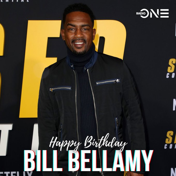 Happy birthday to one of our favorite comedians, Bill Bellamy!
