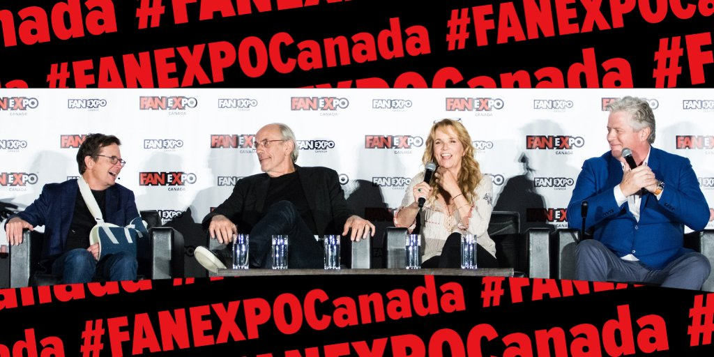 @FANEXPOCANADA's photo on Back to the Future