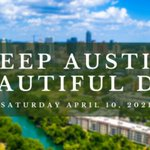Image for the Tweet beginning: .@KAB_Austin is hosting their #KeepAustinBeautiful