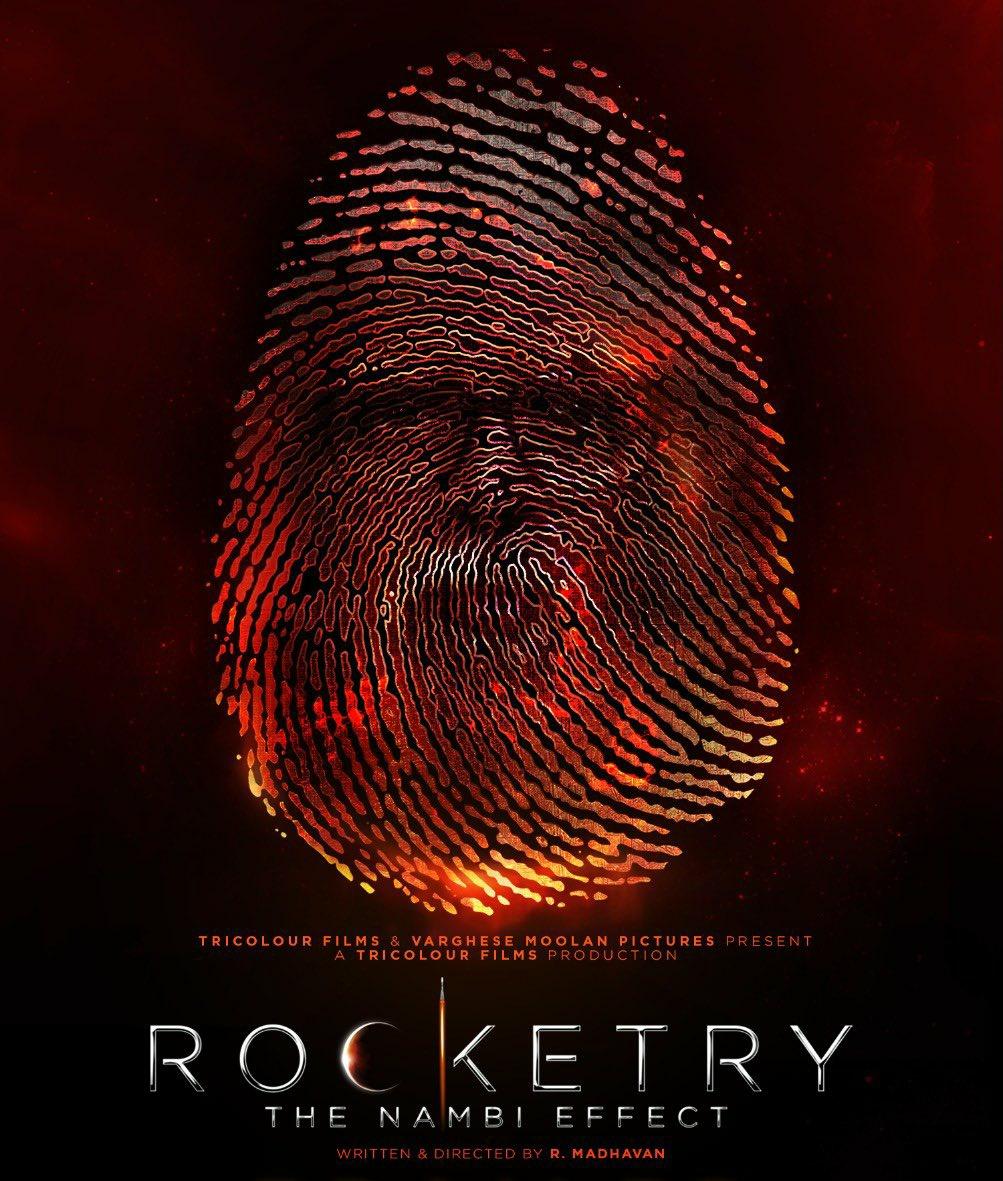 "@ActorMadhavan sir ""Now it's time 4 u 2 take us into d stars"" through #RocketryTheNambiEffect #RocketryTheFilm. @NambiNOfficial Story needs 2 b told 2 d entire world. @vijaymoolan @SamCSmusic @SimranbaggaOffc @TricolourFilm @agscinemas @PrimeVideoIN. Excited 2 watch n big screen"