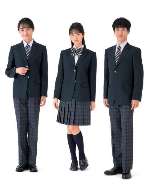 ジェンダーレス制服を取り入れた学校が増えてるそうで。ジャケットは共通でスカートかパンツかを選べるらしい。 とても良い事だと思うけど、写真が3人のケースばかりなのが惜しいと思う。男子にスカートのモデルも加えてあげたらいいのに。