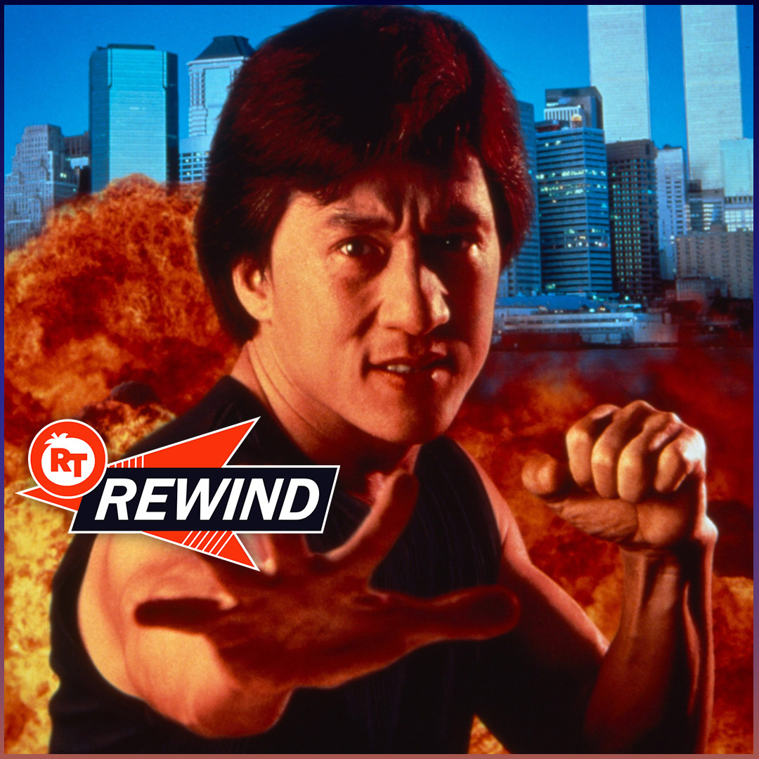 Wishing a very Happy Birthday to legendary actor, martial artist, stuntman, and comedian Jackie Chan!