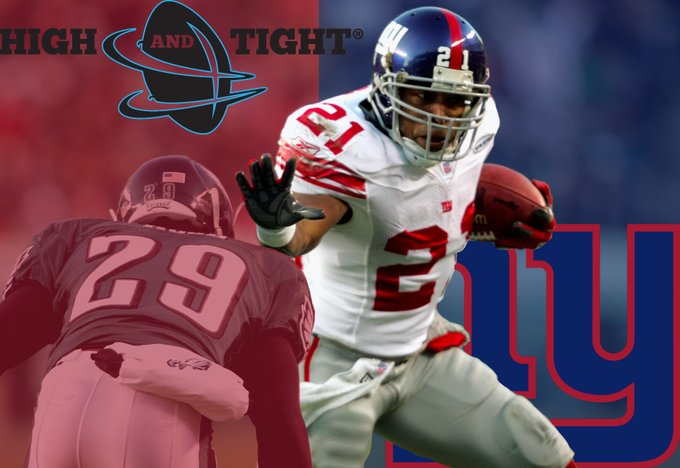 Happy birthday to Tiki Barber!