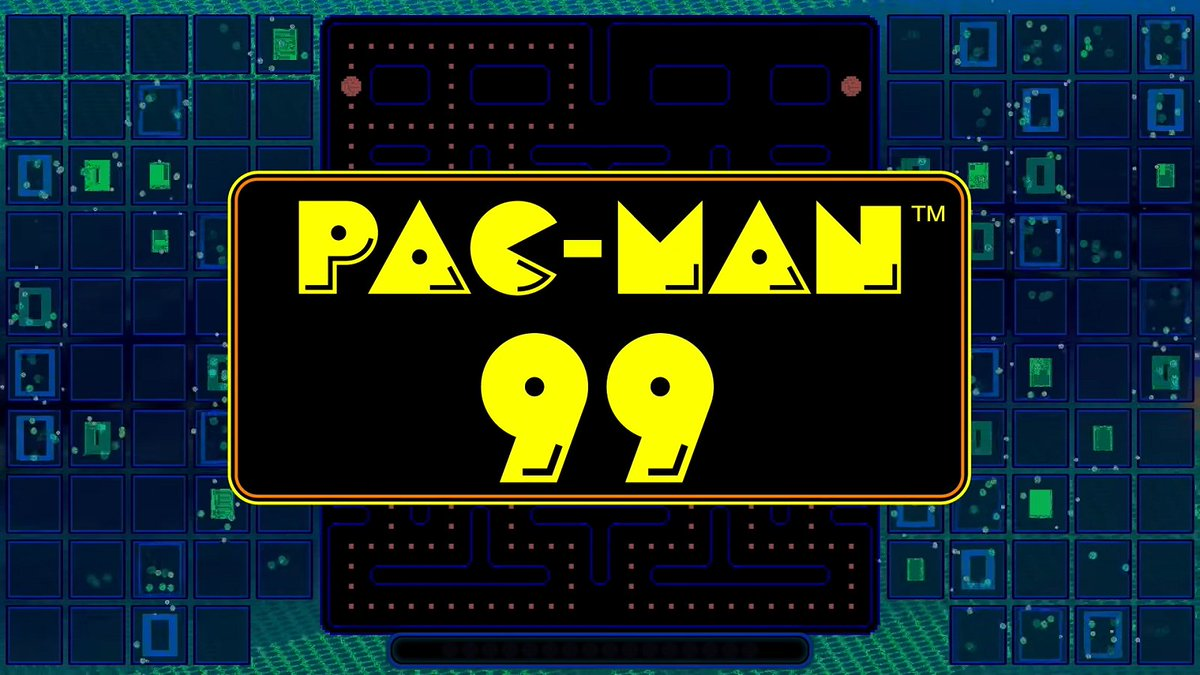 @gameinformer's photo on Pac-Man 99