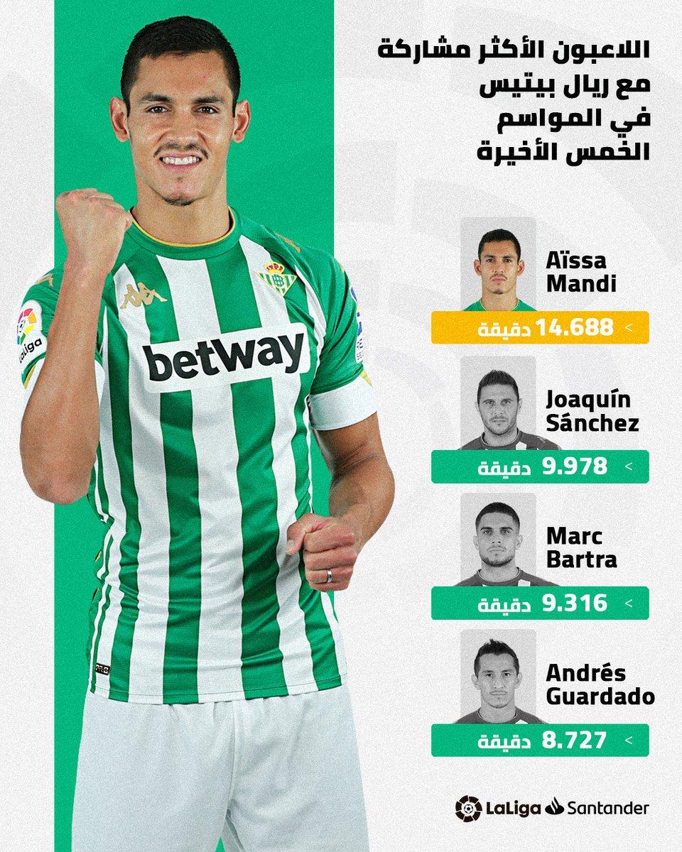 الجزائري عيسى ماندي   يدخل تاريخ نادي ريال