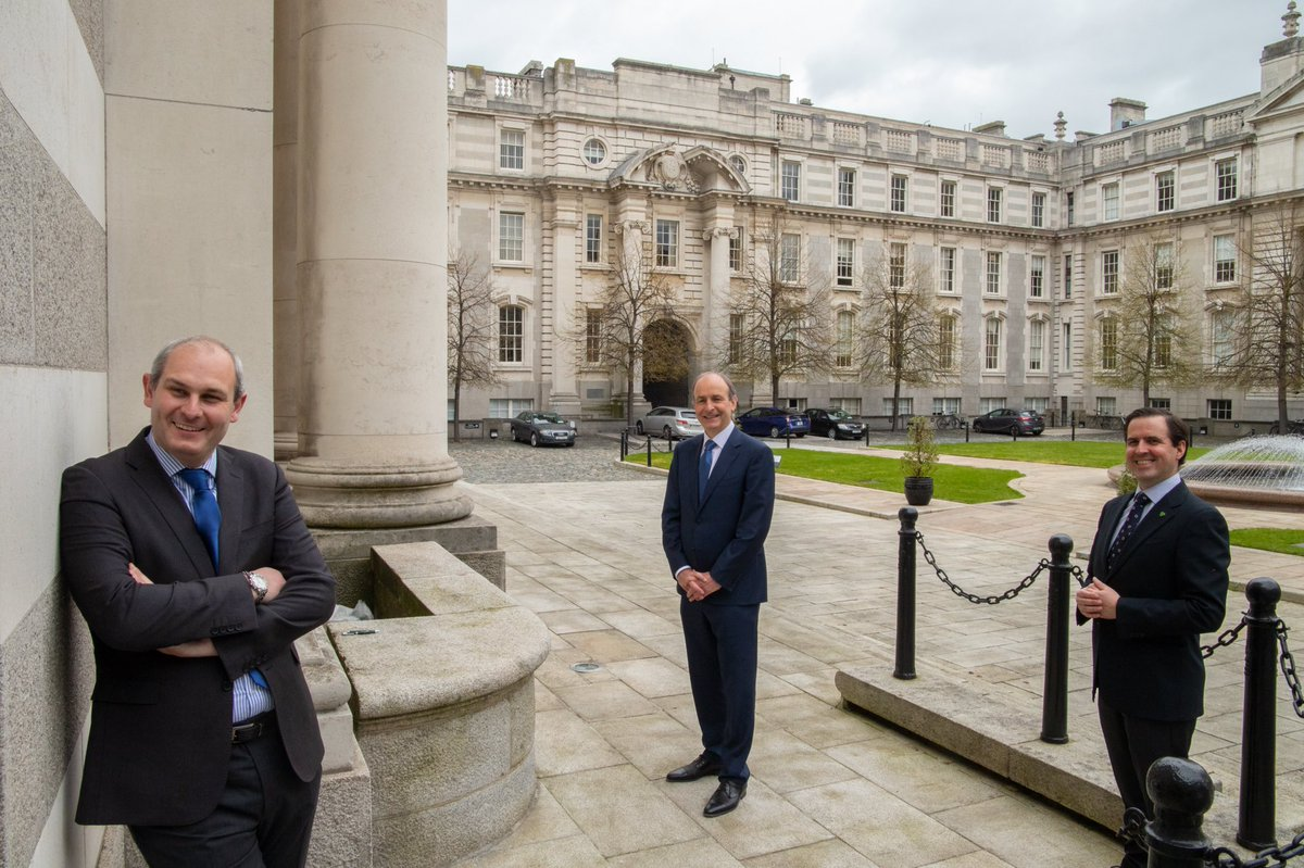 Welcome news that @ServiceNowUKI is creating 300 jobs with the expansion of its Dublin office.  High-quality technology roles like these will help fuel Ireland's sustainable and digital future. https://t.co/9hSICs7Md3