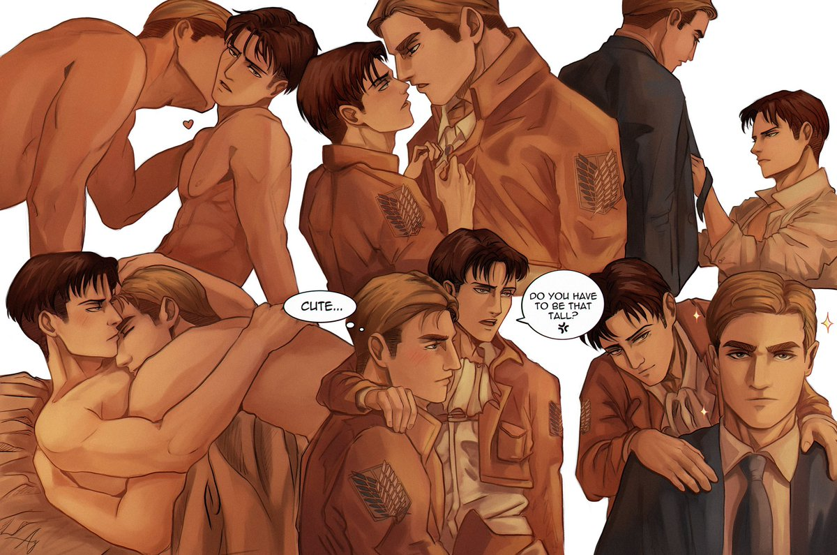 Devoted to you #エルリ #Eruri