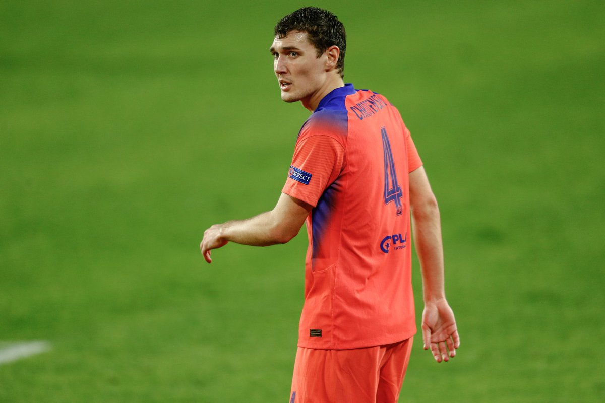 @ChelseaFC Andreas Christensen vs Porto (Chelsea Rank)   Clearances | 6 (1st)  Accurate Passes 74 (1st)  Touches | 86 (1st)  Aerial Duels Won | 5 (1st)  Pass Accuracy | 95% (1st)   Continues to perform under Tuchel. 🔥