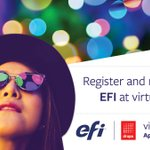 Image for the Tweet beginning: Join EFI at #virtualdrupa April