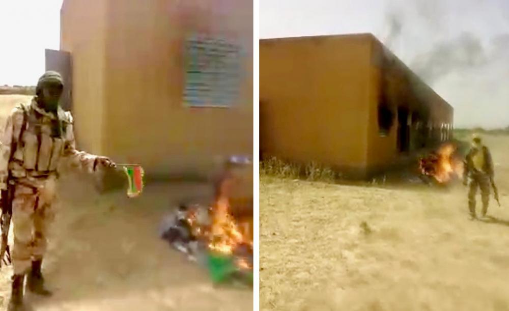 """Their War Against Education"" Armed Group Attacks on Teachers,Students,& Schools in Burkina Faso. #EducationCannotWait  @ZamaHRW @jobeckerhrw @BedeOnKidsRights  @Kippenbergj @MichaelBochenek @FairSentencing @billvanesveld @MargaretWurth @Martinez_Elin @techchildrights @alexwfirth"