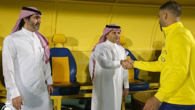 اللجنة قالت إن القرار مؤقت .. والنصر يستأنف من أجل عبد الرزاق حمدالله.