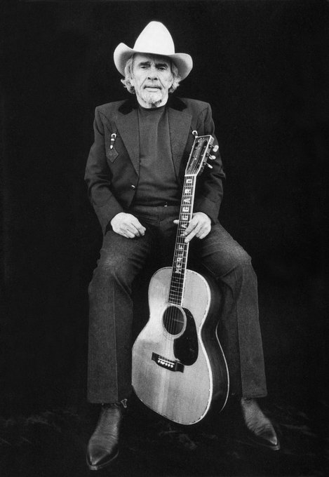 Happy Belated Birthday to the great Merle Haggard.
