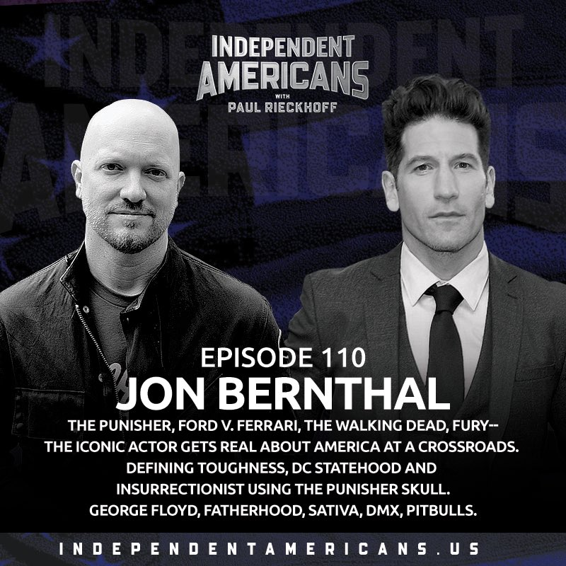 My friend Paul is an inspiration. He is inspiring, genuine, honest and strong. His is exactly the voice we should be listening to in these complicated times. I was honored to be on his show. I'm proud to call him a brother.