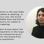 Image for the Tweet beginning: Introducing our new #India editor