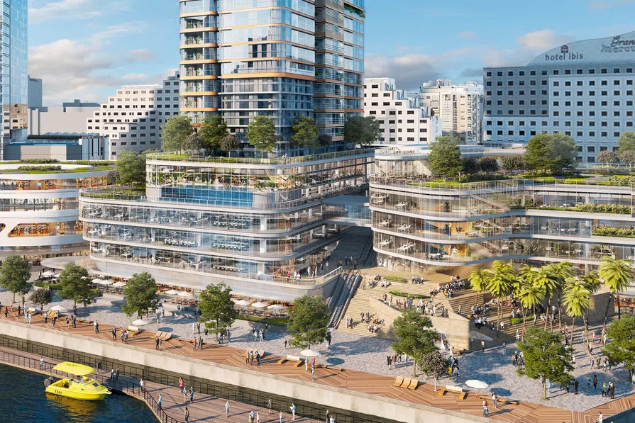 The planned $708 million overhaul of Sydney's #Harbourside Shopping Centre will go before NSW's planning umpire after attracting objections and concerns over the #privatization of #publicspace   #Sydney #SydneyBuild #Australiabuild #construction #architecture #aec #design https://t.co/qzQNDVni3V