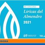 Image for the Tweet beginning: El Concurso Líricas del Almendro