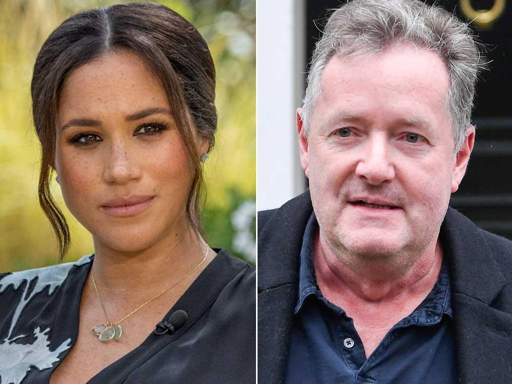 Royals thanked me for Meghan takedown Piers Morgan