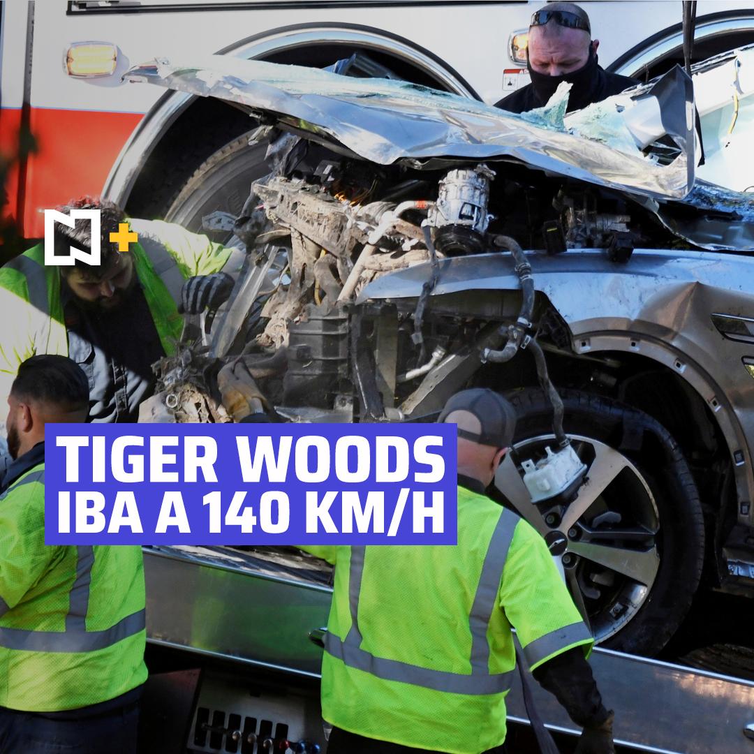 @NTelevisa_com's photo on Tiger Woods