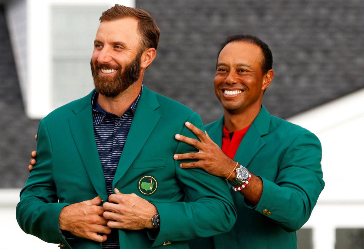 @nypostsports's photo on Tiger Woods