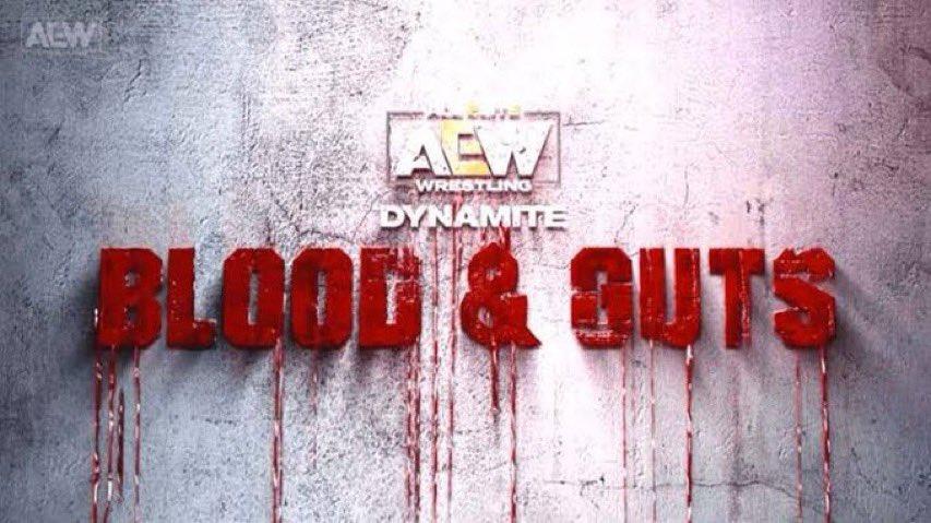 Anote: 5 de mayo en AEW Dynamite.