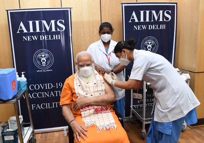 Rising Covid-19 cases in 2nd wave matter of concern: PM Modi to CMs