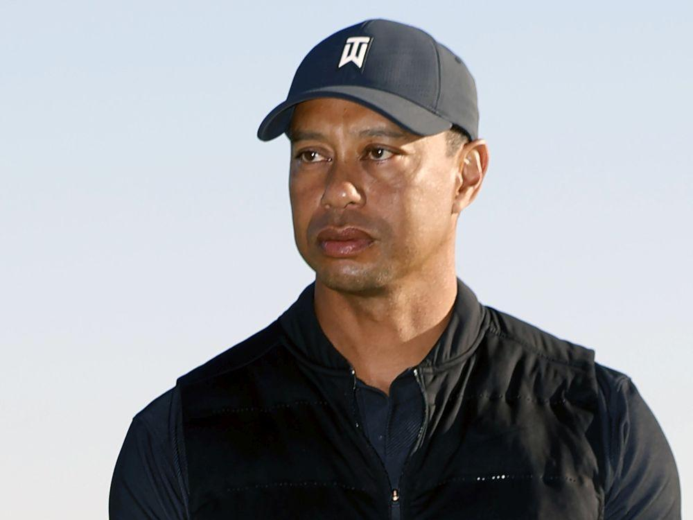 Sheriff Excessive speed caused Tiger Woods' crash