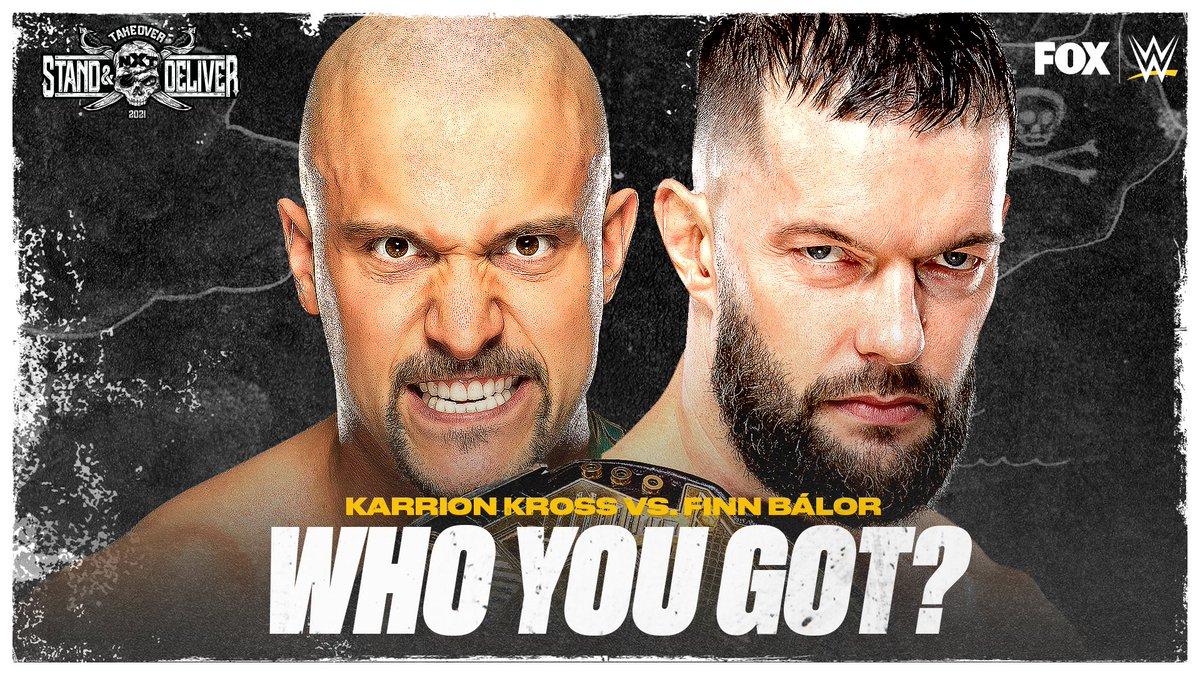 @WWEonFOX's photo on Kross