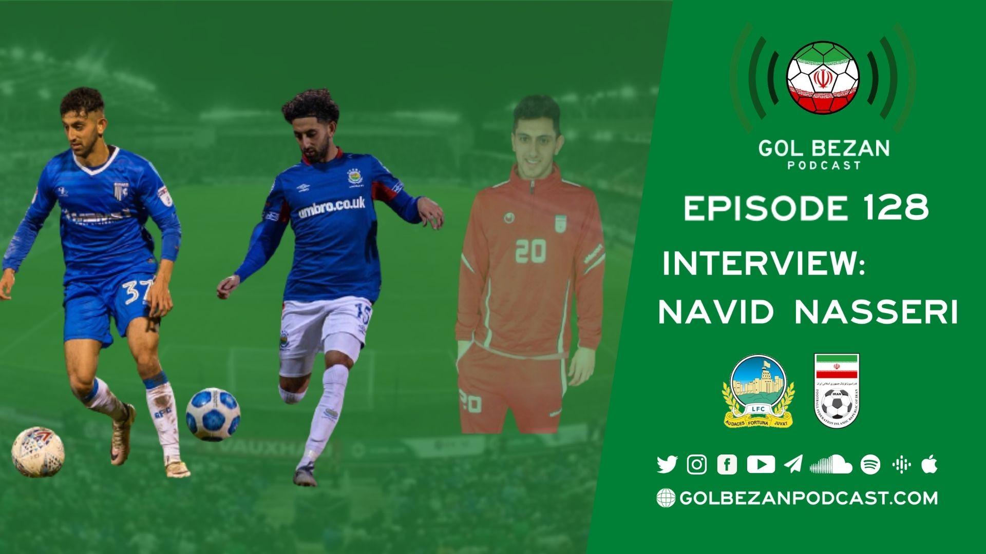 Interview Navid Nasseri