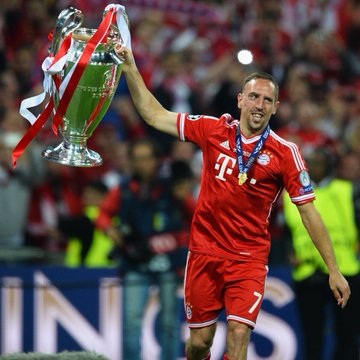 Happy 38th birthday, Franck Ribery!