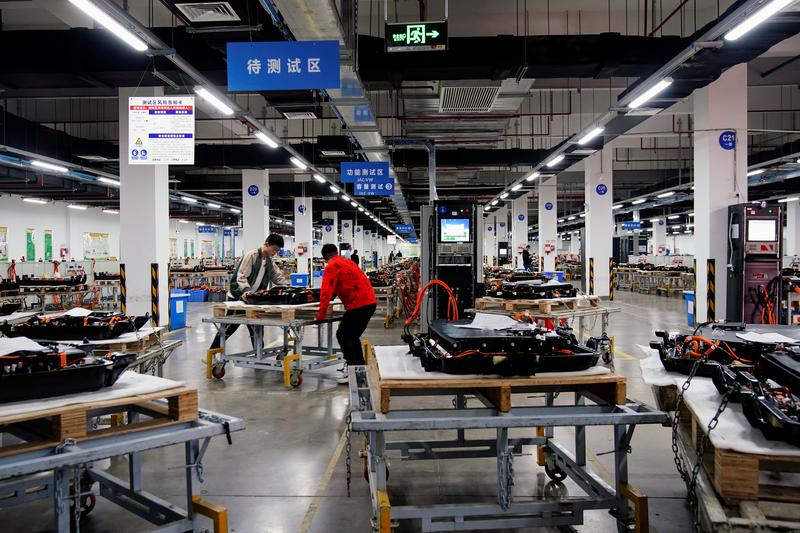 China EV battery maker Octillion looks to cash in on carbon neutral drive https://t.co/jdGVEGedJP https://t.co/Kb3wFXoV0d