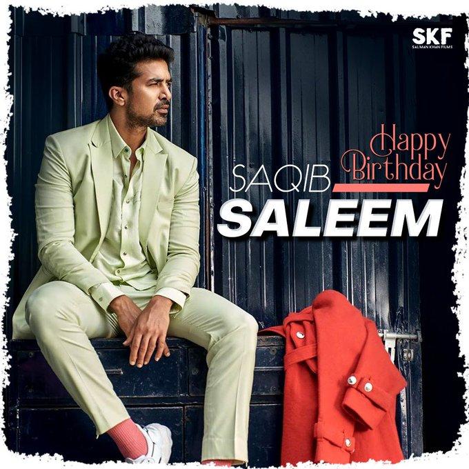 Wishing a very Happy Birthday to Saqib Saleem. Keep shining!